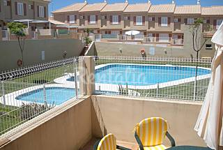 House for rent only 1000 meters from the beach Huelva