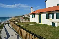 Vivenda para alugar em frente à praia Leiria