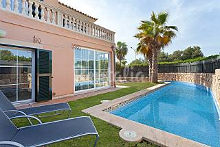 House for 8 people only 200 meters from the beach Majorca