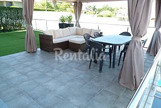 Ref.2369: Bajo con jardín. Chill-out. A 50m playa. Cantabria