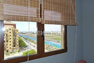 ATICO de 2 habitaciones a 50 m de la playa Valencia