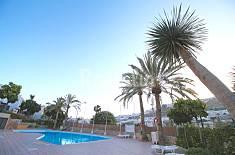 Piscina, terraza y vistas al mar Gran Canaria