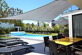 Vivenda Luxuosa com Piscina Aquecida Algarve-Faro