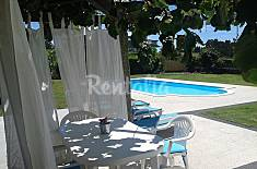 Villa for 4-6 people with swimming pool Braga