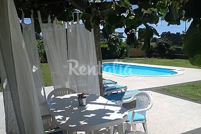 Vivenda para 4-6 pessoas com piscina Braga