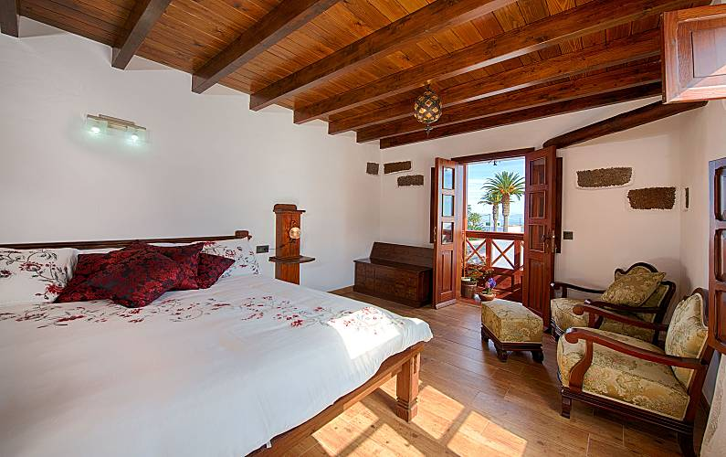 Casa Habitación Lanzarote Tinajo Casa en entorno rural - Habitación