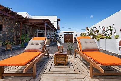 Casa tradicional canaria lanzarote Lanzarote