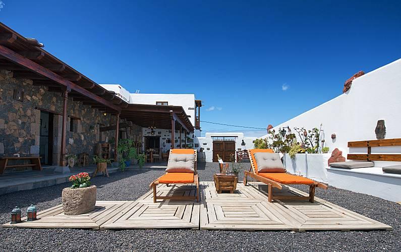 Casa Lanzarote Tinajo Casa en entorno rural -