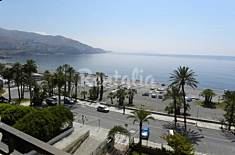 Apartment for rent on the beach front line Granada