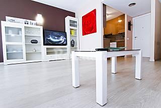 Apartamento para 6 personas a 100 m de la playa Tarragona