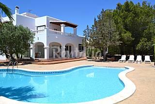 Villa for rent in Ibiza/Eivissa Ibiza