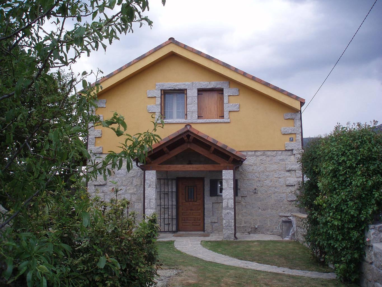 Alquiler apartamentos vacacionales en zarzalejo madrid y casas rurales - Casas vacacionales madrid ...