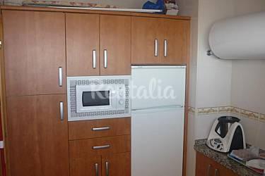 Apartamento Cocina Huelva Punta Umbría Apartamento