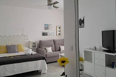 Apartamento de 1 habitación a 250 m de la playa Málaga
