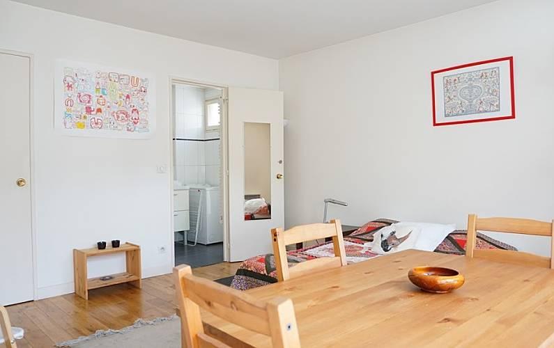 Apartamento para 2 personas en isla de francia paris 8e for Radiadores 7 islas