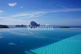 Infinity, pareado con vistas a Es Vedrá Ibiza/Eivissa