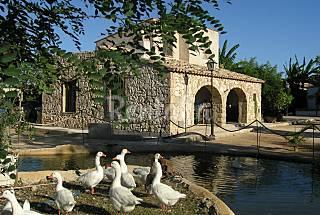 Casa de campo para 4 personas a 1km. de la playa. Alicante