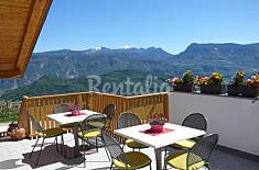 House for 8 people with views to the mountain Bolzano