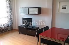 Appartement en location à 800 m de la plage Asturies