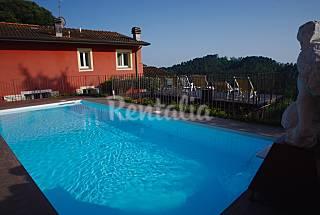 Villa de 4 habitaciones a 15 km de la playa Lucca