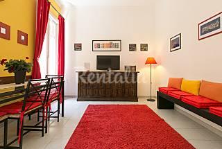 Apartamento de 2 habitaciones a 8 km de la playa Palermo
