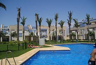 Apartamento nuevo en Playa Serenea - Roquetas Almería