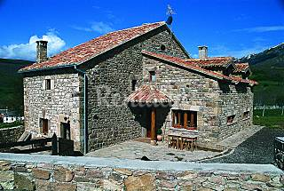 House with 5 bedrooms with private garden Cantabria