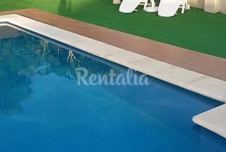 Casa para 6 personas a 7 km de la playa Cádiz