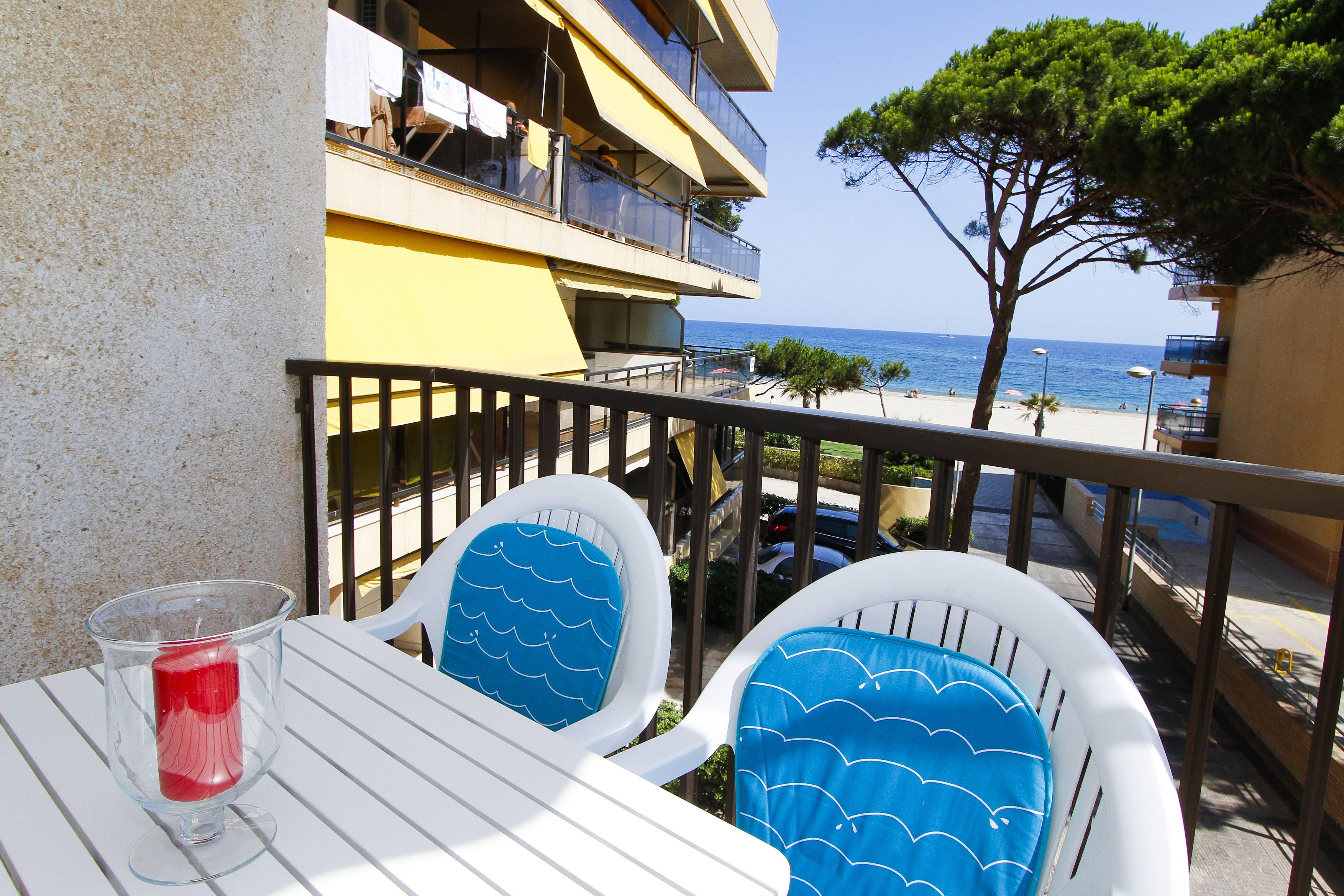 Apartamento en alquiler en 1a l nea de playa vilafortuny cambrils tarragona costa dorada - Apartamentos de alquiler en cambrils ...