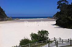 Apartamento para 4 personas a 900 m de la playa Asturias