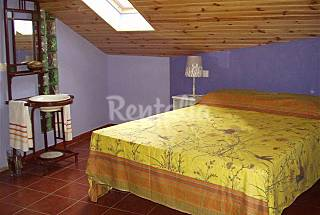 House for 4-6 people with private garden Cáceres