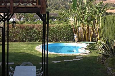 Casa para alugar a 9 km da praia Cádis