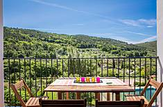 Apartment with 2 bedrooms with views to the mountain Cáceres