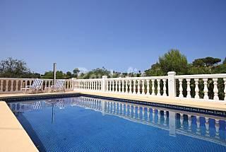 Villa para 6-7 personas a 2 km de la playa Alicante