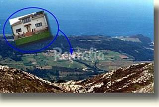 Maison pour 8 personnes à 3 km de la plage Asturies