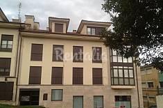 Apartamento de 2 habitaciones a 3 km de la playa Asturias