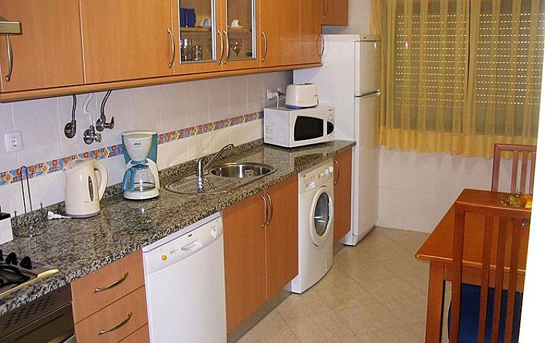 Apartment Kitchen Algarve-Faro Silves Apartment - Kitchen