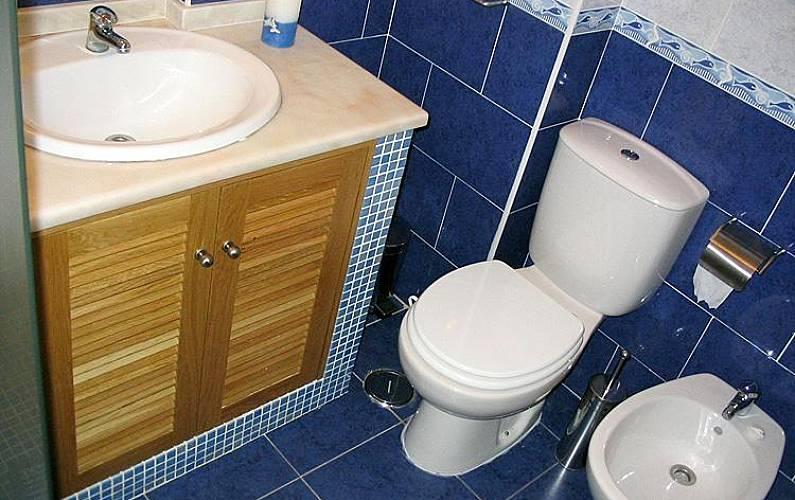 Apartment Bathroom Algarve-Faro Silves Apartment - Bathroom
