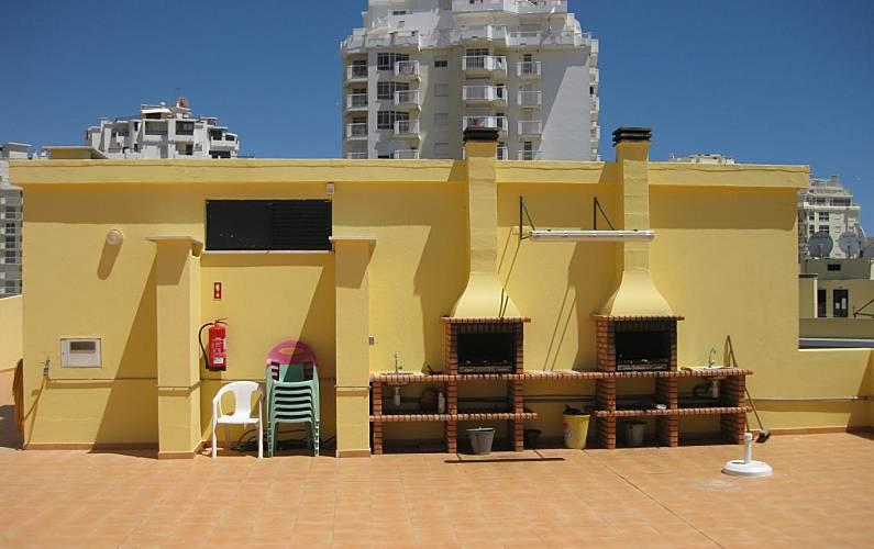 Apartment Terrace Algarve-Faro Silves Apartment - Terrace