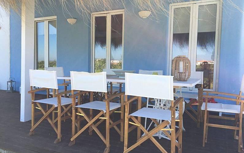 Casa Branca 4 quartos perto da praia Setúbal -