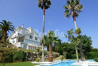 Villa for 10 people 2km from the beach Cantabria