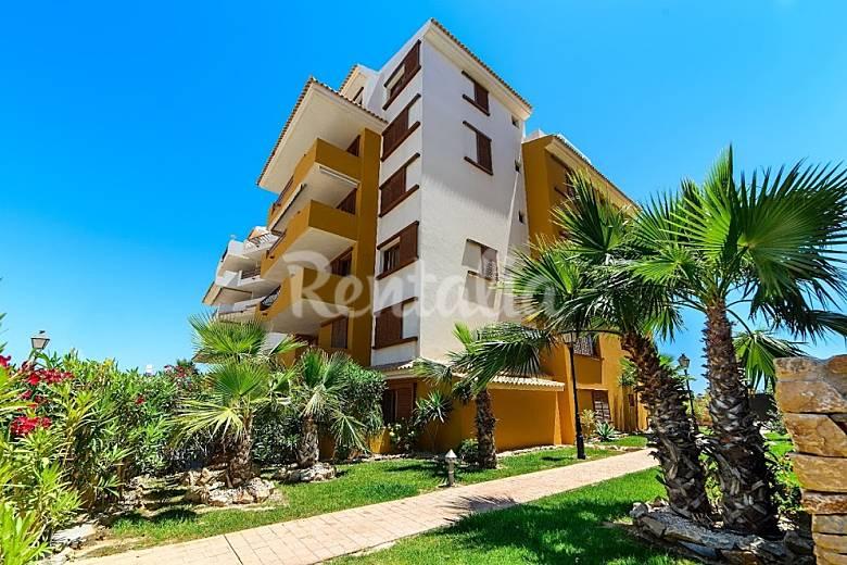 Apartamento en alquiler en comunidad valenciana punta prima torrevieja alicante costa blanca - Alquilar apartamento en torrevieja ...