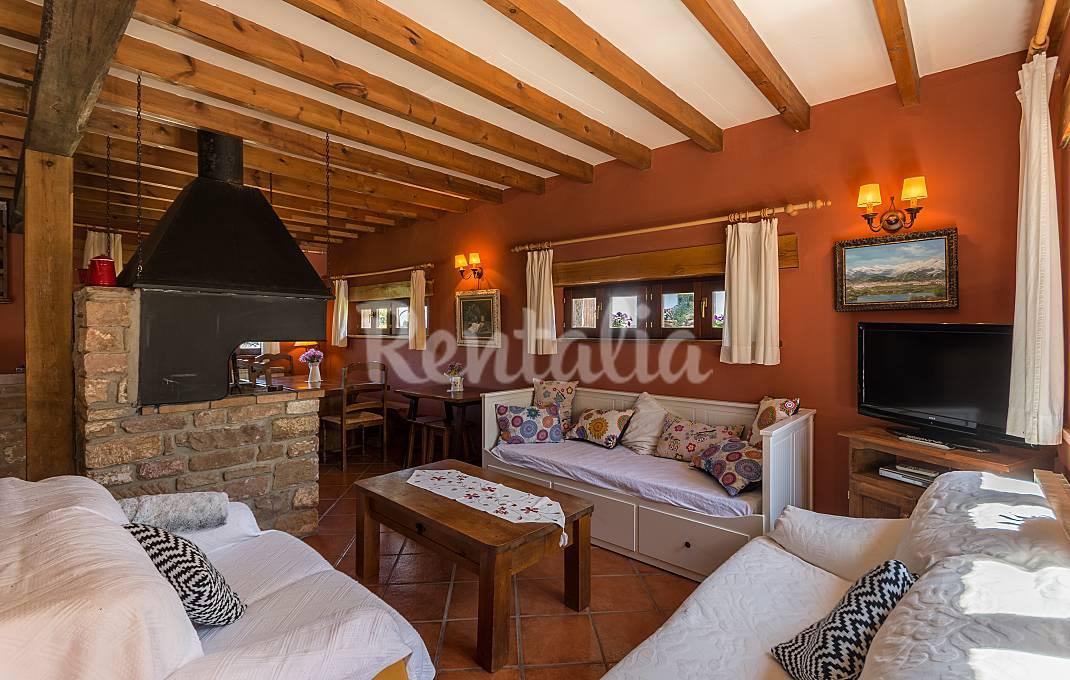 Casa de 5 habitaciones con jardín privado Cantabria