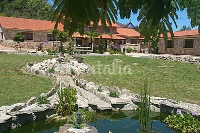 Villa en alquiler a 10 km de la playa Pontevedra