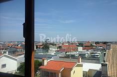 Apartamento com 2 quartos a 700 m da praia Barra Aveiro