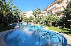 Apartamento 2 hab.100 m de la playa Javea Arenal Alicante