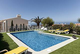 Villa for 6 people only 500 meters from the beach Lisbon