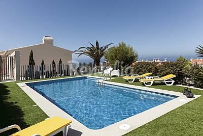 Villa para 6 personas a 500 m de la playa Lisboa
