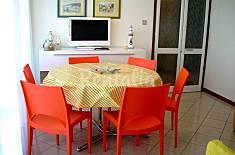 Wohnung für 4-5 Personen, 100 Meter bis zum Strand Udine