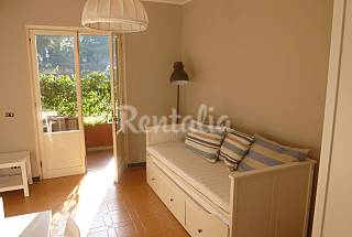 Apartment for 3 people only 350 meters from the beach La Spezia